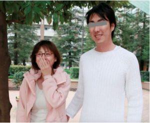 高橋真麻,結婚相手