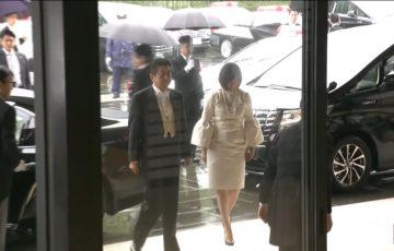 安倍昭恵,ドレス,ブランド